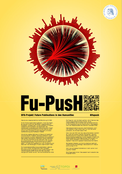 Fu-PusH - Poster für die dhd2016 in Leipzig