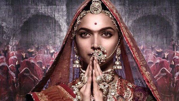 Deepika Padukone as Padmavati.