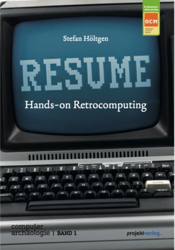 """""""Resume"""" von Stefan Höltgen"""