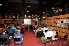 Vortrag zu ausgelagerten Büchern im Zweiten Weltkrieg