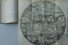 Eingebundene Karte im zurückgegebenen Zeitschriftenband