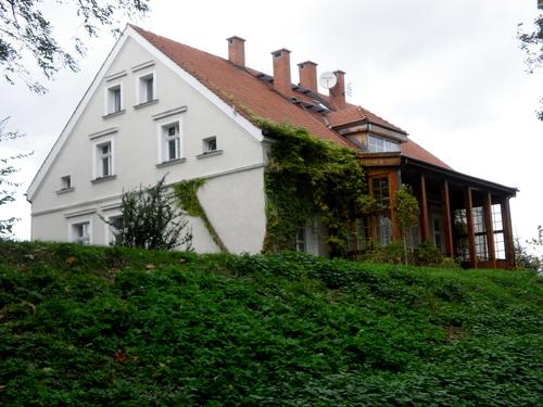 Berghaus – hier tagte drei Mal der Kreisauer Kreis